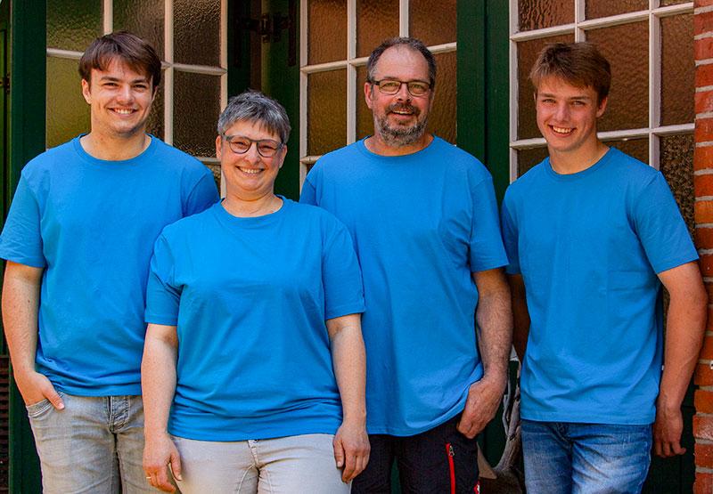 Cordes Hof - Familienfoto